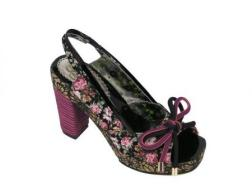Poetic Licence Sailor Girl Shoes £4.99