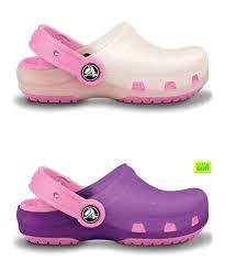 Children's Chameleon Colour Change Crocs £9.99